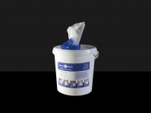 Dispenser for disinfection wipes